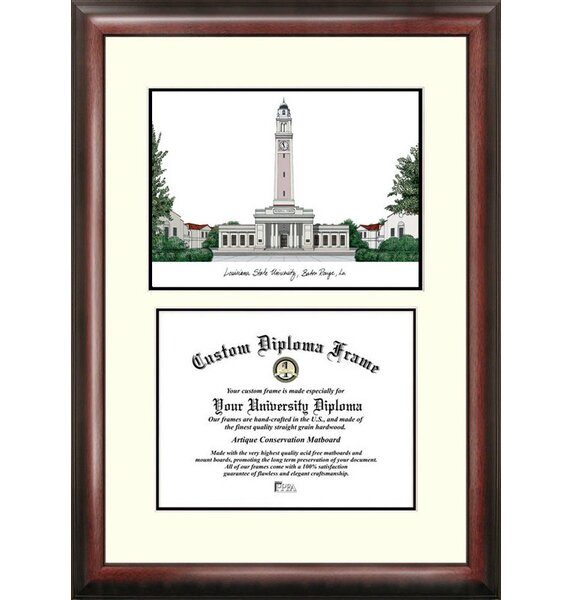NCAA Campus Images Lithograph Photographic Print by Campus Images