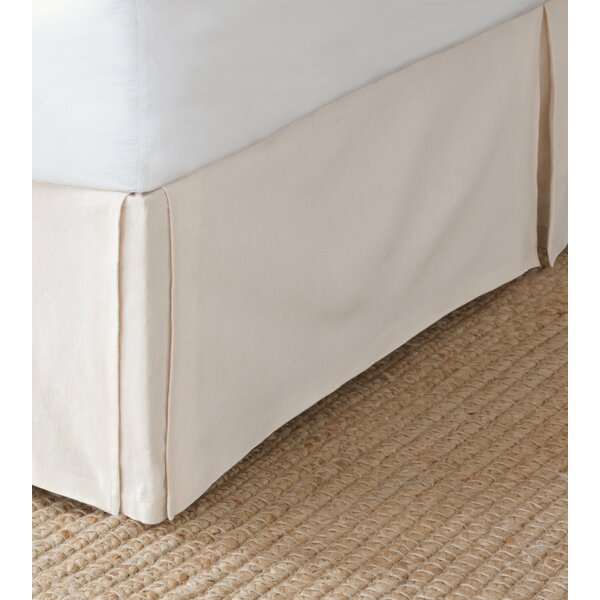 Suwanee Gretal Daybed Bed Skirt by Eastern Accents