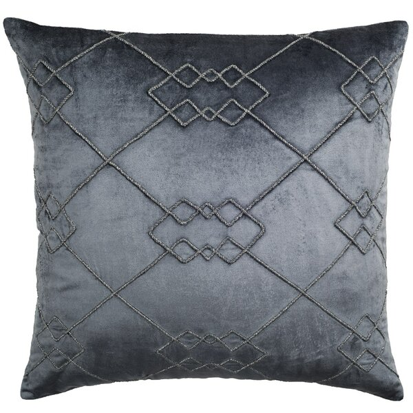 Hafer Argyle Throw Pillow by Mercer41