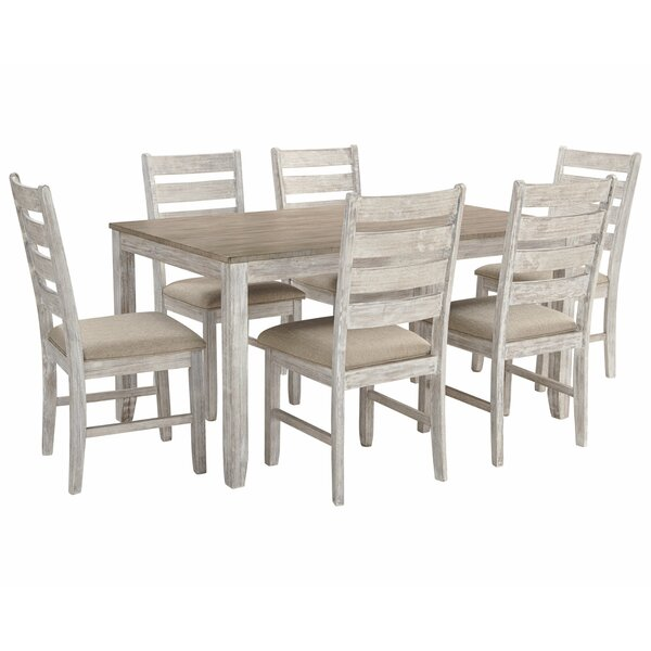 Lomeli 7 Piece Dining Set by Winston Porter