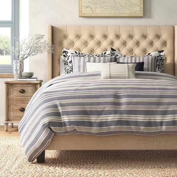 Farmhouse Jacquard 8 Piece Comforter Set