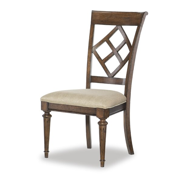 Murray Upholstered Dining Chair (Set of 2) by World Menagerie