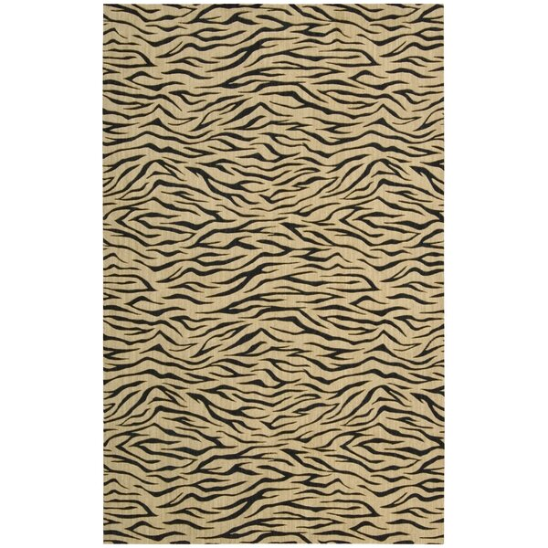 Dunnstown Hand-Woven Wool Beige Area Rug by Bloomsbury Market