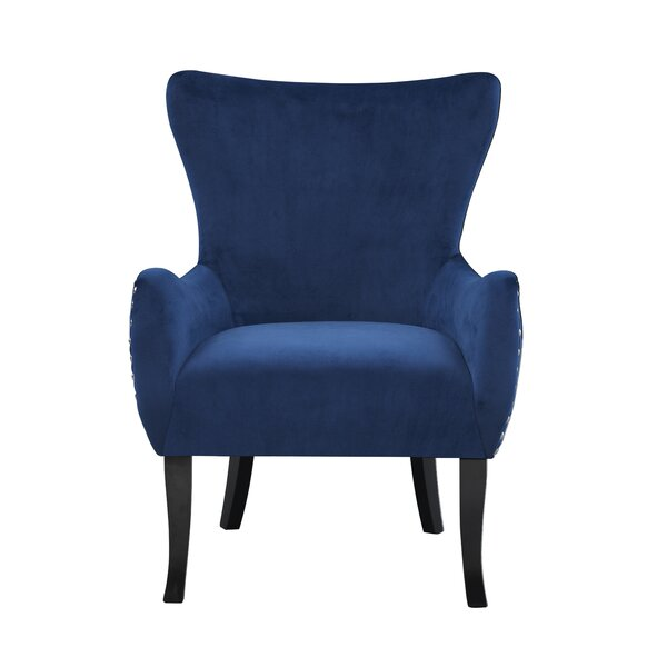 Cheung Wingback Chair by House of Hampton House of Hampton