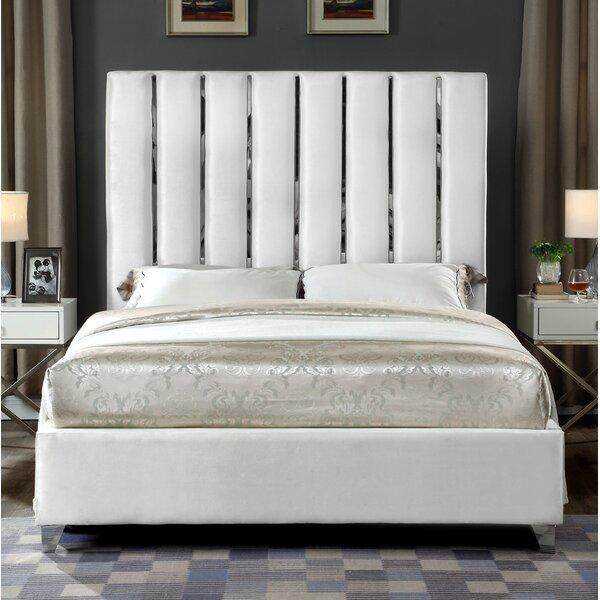 Dietrich Upholstered Platform Bed by Orren Ellis