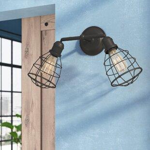 Bargain Shumpert 2-Light Wall Sconce By Trent Austin Design