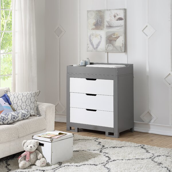 Lanoue Changing Dresser by Harriet Bee