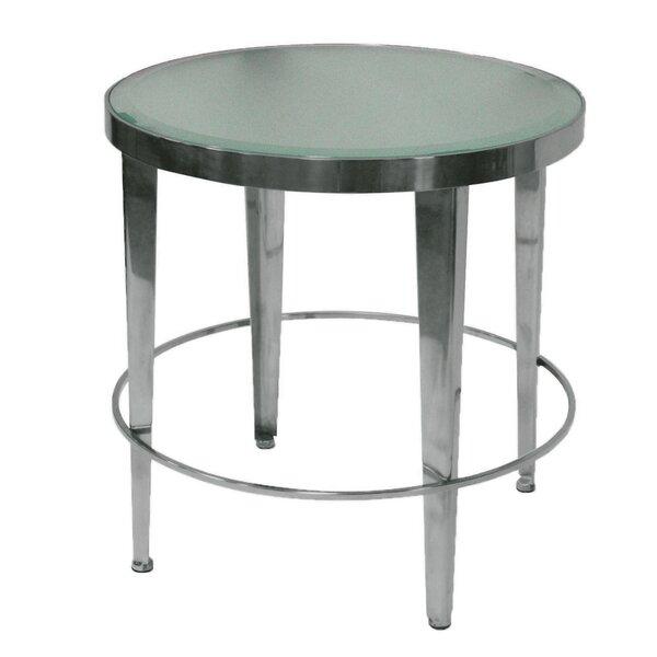 Sarah End Table by Allan Copley Designs Allan Copley Designs