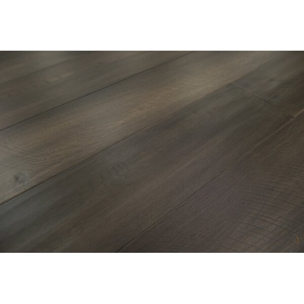 London 7-1/2 Engineered Hickory Hardwood Flooring in Granite by Branton Flooring Collection