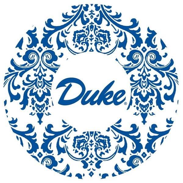Duke University Swirls Collegiate Coaster (Set of 4) by Thirstystone