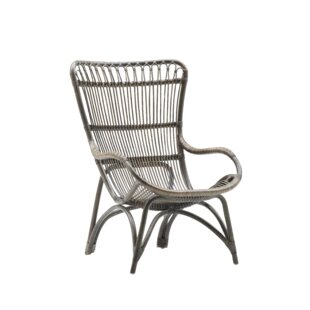 Hollingsworth High Back Lounge Chair by Bayou Breeze