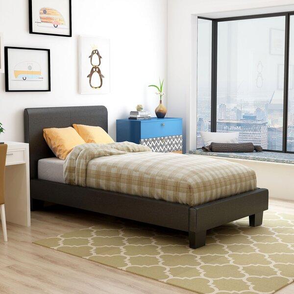 Windal Upholstered Platform Bed by Hokku Designs