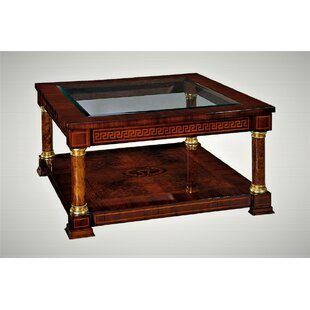 Loredana Coffee Table with Tray Top