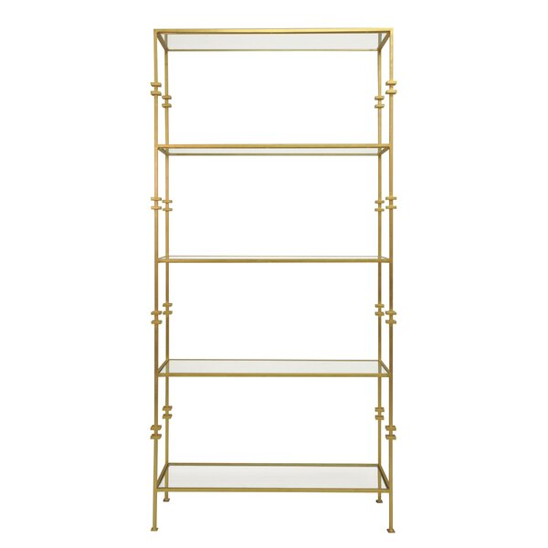 Tall Etagere Bookcase By Worlds Away