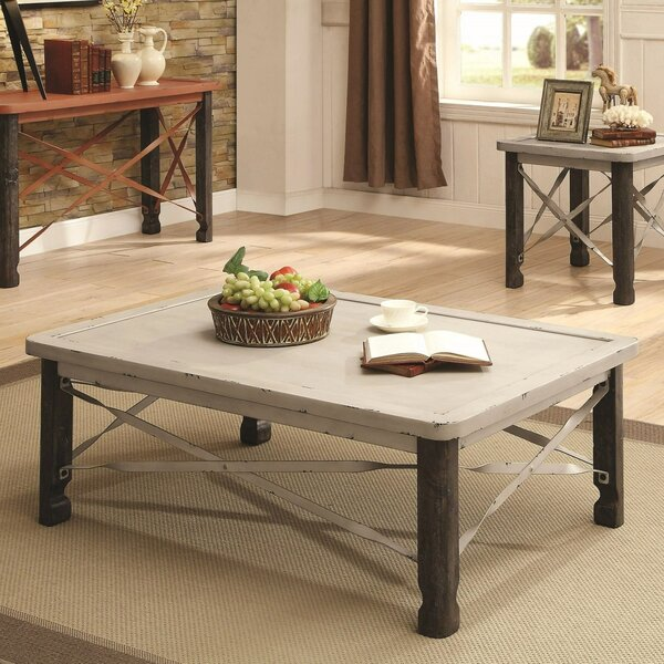 Melendez Coffee Table by Williston Forge
