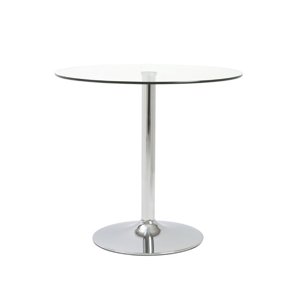 Dusek Bistro Pub Table by Orren Ellis