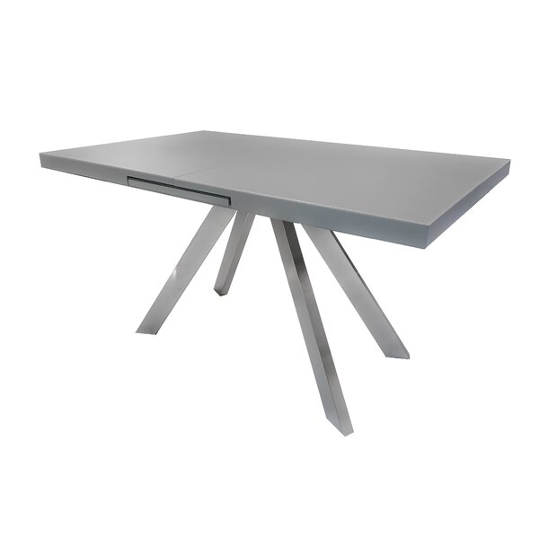 Cuff Extendable Dining Table by Orren Ellis