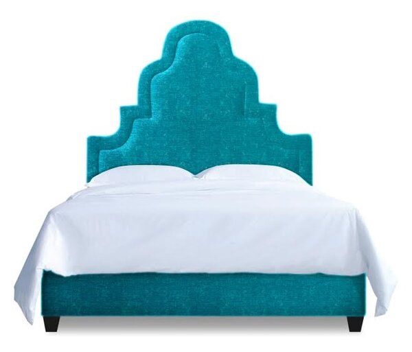Meela Upholstered Platform Bed by My Chic Nest
