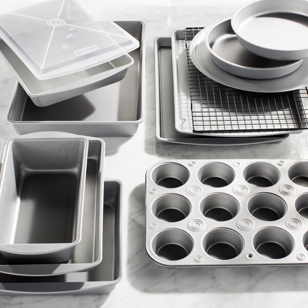 Wayfair Basics 13 Piece Nonstick Bakeware Set by W