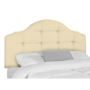 Stephanie Upholstered Panel Headboard by Klaussner Furniture
