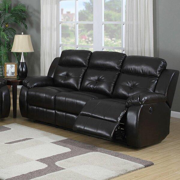 Rishaan Reclining Sofa By Red Barrel Studio