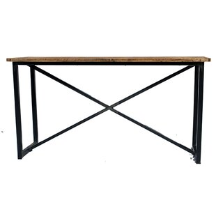 Bryana Rectangle Console Table by Union Rustic