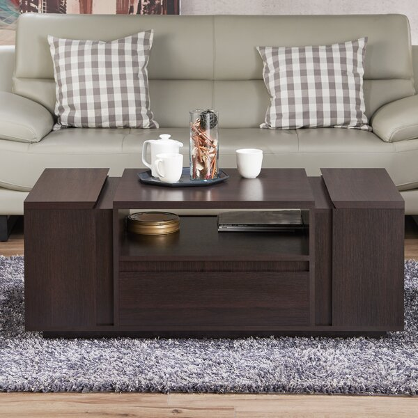 Dillingham Block Coffee Table With Storage By Latitude Run