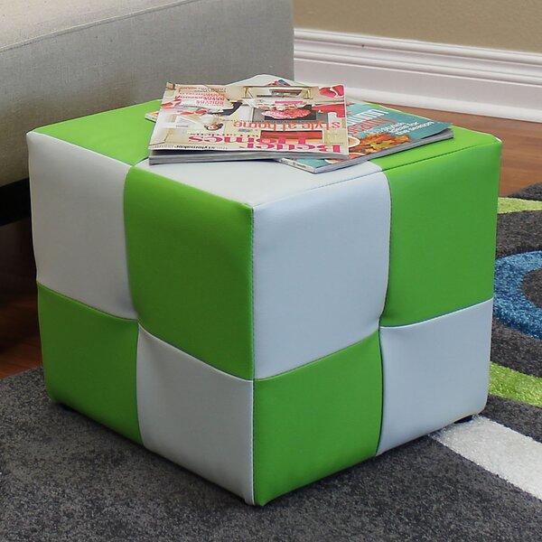 Raymond Cube Ottoman by DonnieAnn Company