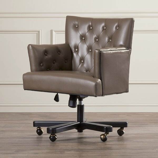 Shultz Desk Chair by Darby Home Co