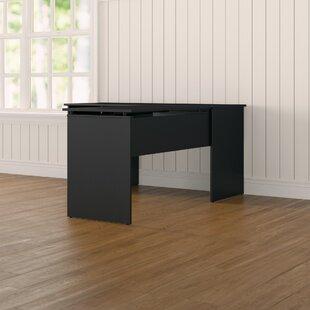 Best Reviews Hillsdale L-Shaped Height Adjustable Standing Desk ByRed Barrel Studio