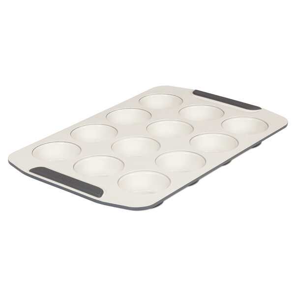 12 Cup Coated Muffin Pan by Viking