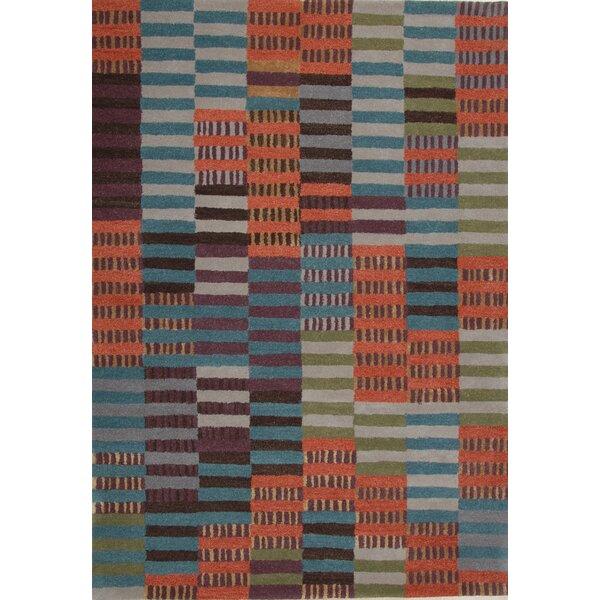 Odyssey Multi Stripe Rug by Dynamic Rugs