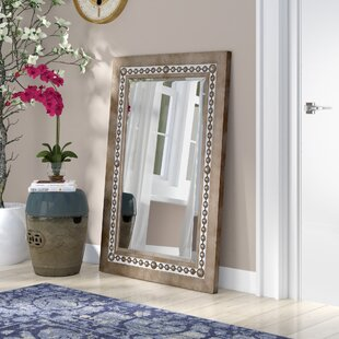 World Menagerie Global Inspired Metal Wall Mirror