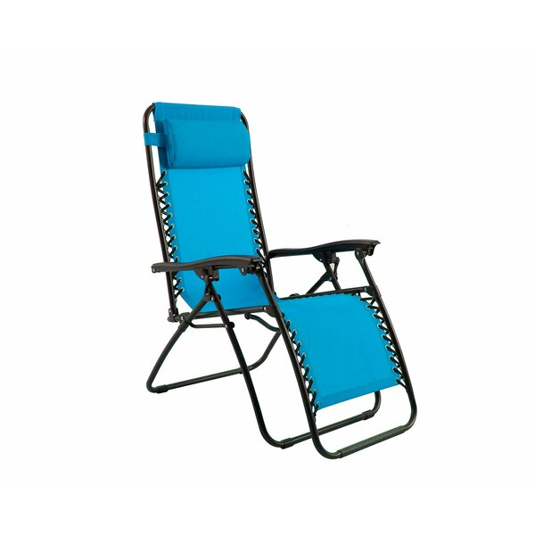 Whitner Gravity Patio Chair by Ebern Designs