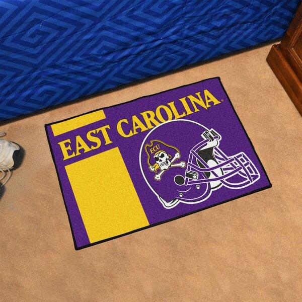 East Carolina University Doormat by FANMATS