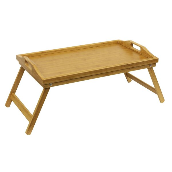 St. Marks Bamboo Breakfast Tray by Bay Isle Home