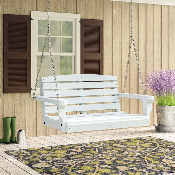 Sawyerville Porch Swing by Laurel Foundry Modern Farmhouse Laurel Foundry Modern Farmhouse
