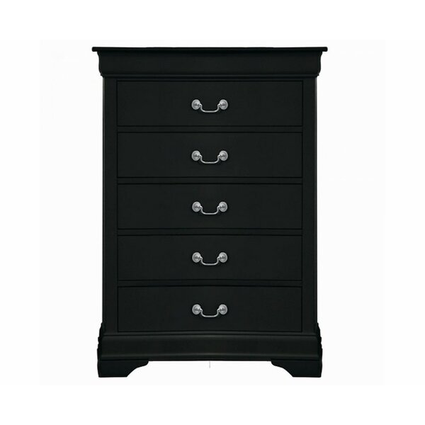Melbourne 5 Drawer Chest by Canora Grey