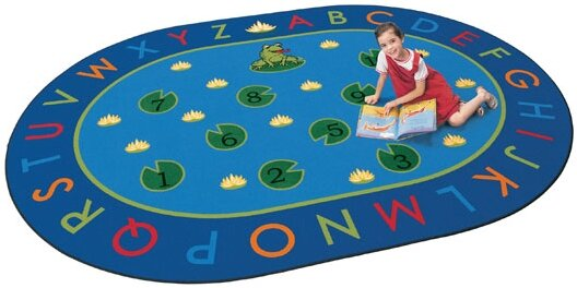 Giardina Hip Hop to the Top Kids Area Rug by Zoomie Kids