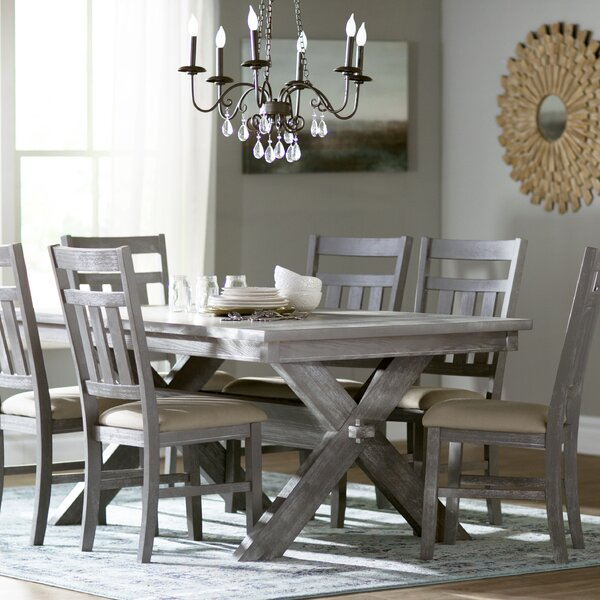 Amaury 7 Piece Dining Set by Lark Manor