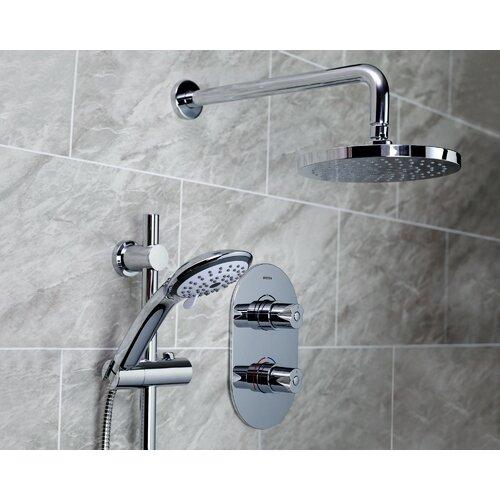 Dusche mit Thermostat-Mischbatterie Bristan | Bad > Duschen > Duschen | Bristan