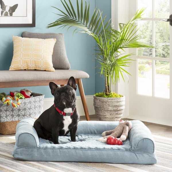 Estella Plush Bolster by Archie & Oscar