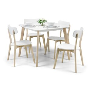 Essgruppe Bella mit 4 Stühlen von Modern You