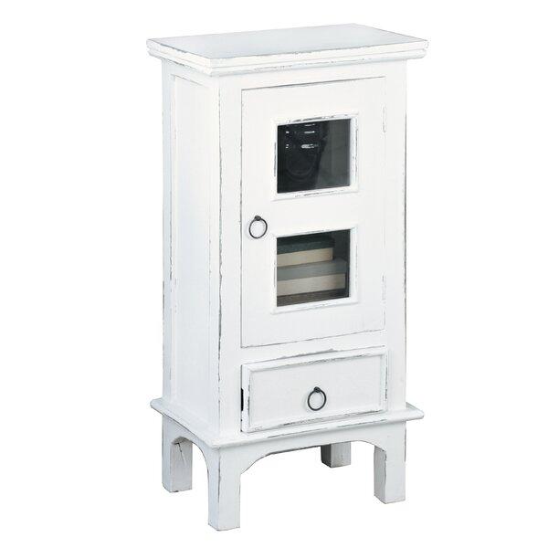 Sienna 1 Door Accent Cabinet