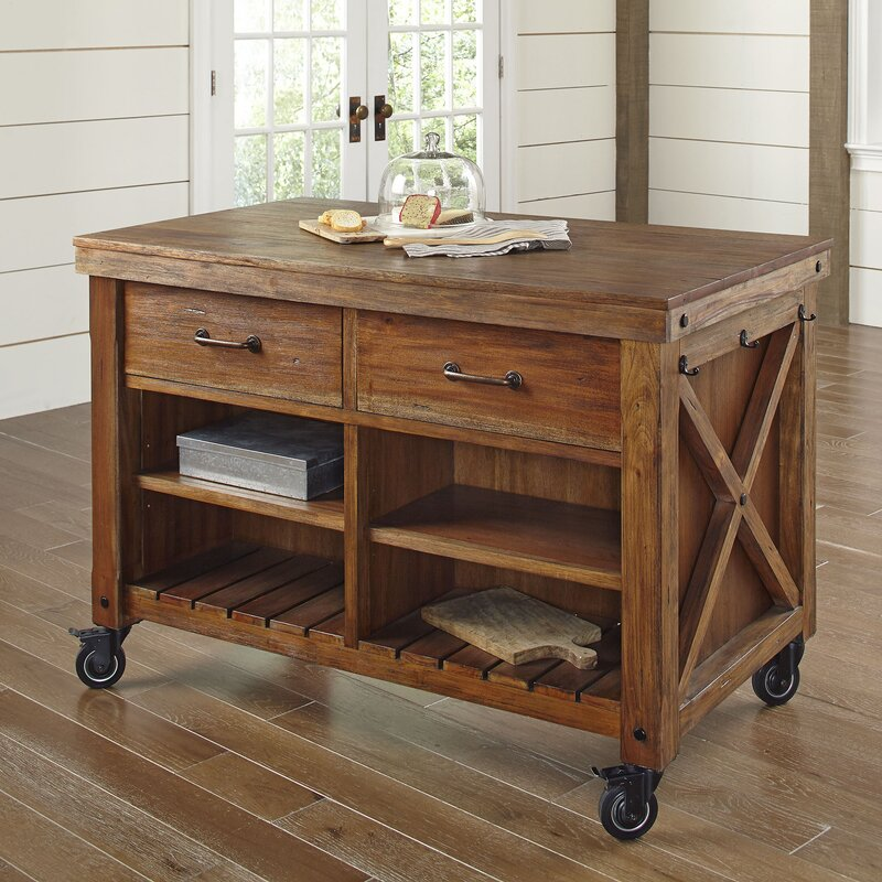 Vargas Kitchen Island