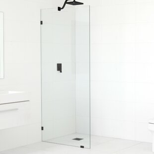 Searching for 26.5 x 78 Frameless Fixed Glass Panel ByGlass Warehouse