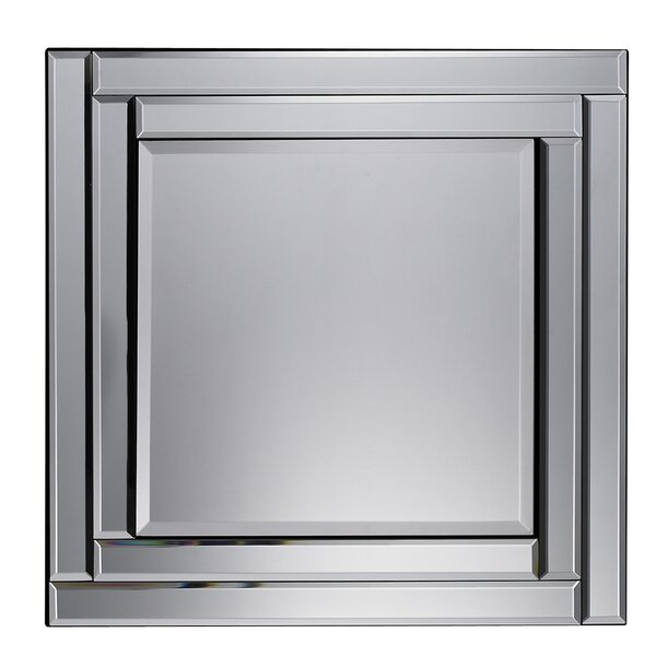 Kisner Accent Mirror by House of Hampton