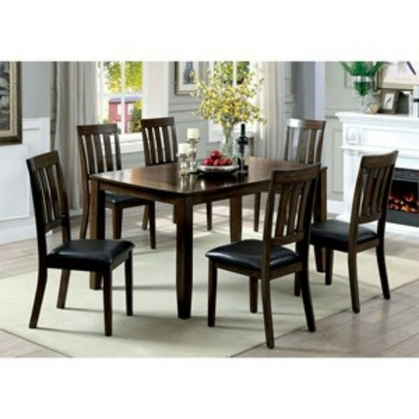 Pisano 7 Piece Dining Set by Charlton Home