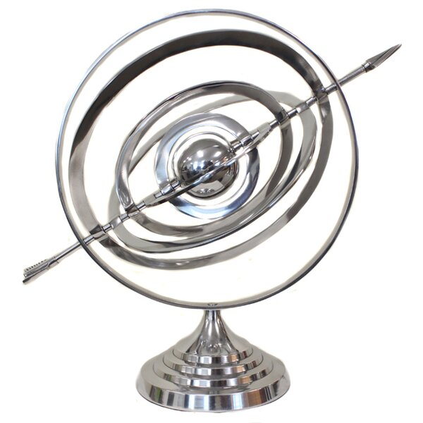 Nautical Armillary Sphere Globe by EC World Imports