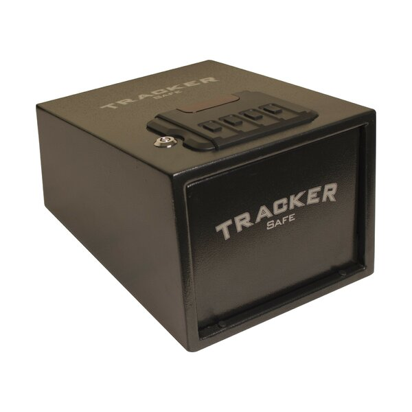 Quick Access Pistol Electronic Lock Gun Safe by Tracker Safe
